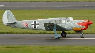 Photo ID 25531 by David Townsend. Private Private Nord 1101 Noralpha, G BSMD