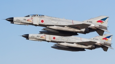 Photo ID 221859 by Andreas Zeitler - Flying-Wings. Japan Air Force McDonnell Douglas F 4EJ KAI Phantom II, 37 8315