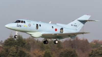 Photo ID 221864 by Andreas Zeitler - Flying-Wings. Japan Air Force Hawker Siddeley U 125A HS 125 800, 92 3026