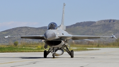Photo ID 221908 by Giorgos Volas. Greece Air Force General Dynamics F 16C Fighting Falcon, 121