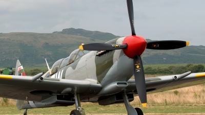 Photo ID 25534 by David Townsend. Private Private Supermarine 509 Spitfire T9, G CTIX