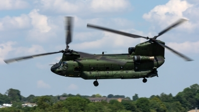 Photo ID 221946 by Thomas Ziegler - Aviation-Media. Netherlands Air Force Boeing Vertol CH 47D Chinook, D 106