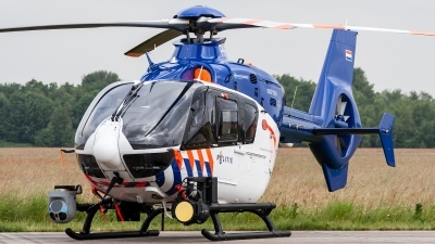 Photo ID 221975 by Jan Eenling. Netherlands Police Eurocopter EC 135P2, PH PXC