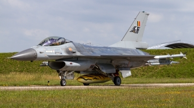 Photo ID 222003 by Mathias Grägel - GME-AirFoto. Belgium Air Force General Dynamics F 16AM Fighting Falcon, FA 106