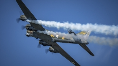 Photo ID 222033 by Stephen Cooper. Private B 17 Preservation Ltd Boeing B 17G Flying Fortress 299P, G BEDF