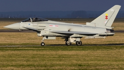 Photo ID 222066 by Matt Varley. UK Air Force Eurofighter Typhoon FGR4, ZK376