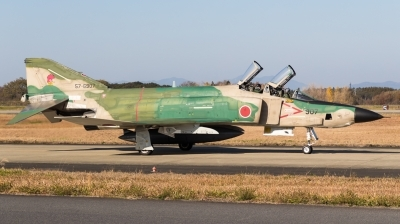 Photo ID 222156 by Andreas Zeitler - Flying-Wings. Japan Air Force McDonnell Douglas RF 4E Phantom II, 57 6907