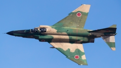 Photo ID 222118 by Andreas Zeitler - Flying-Wings. Japan Air Force McDonnell Douglas RF 4E Phantom II, 57 6907