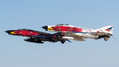 Photo ID 222124 by Andreas Zeitler - Flying-Wings. Japan Air Force McDonnell Douglas F 4EJ KAI Phantom II, 77 8399