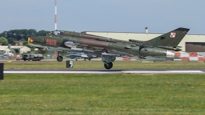 Photo ID 222136 by Stephen Cooper. Poland Air Force Sukhoi Su 22M4 Fitter K, 9616