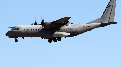 Photo ID 222164 by Jose Antonio Ruiz. Spain Air Force CASA C 295M, T 21 03