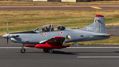 Photo ID 222132 by Thomas Ziegler - Aviation-Media. Ireland Air Force Pilatus PC 9M, 260