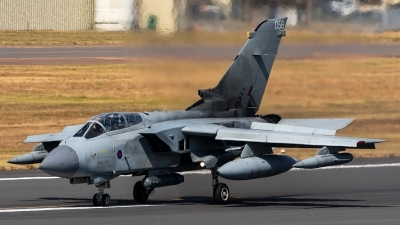Photo ID 222140 by Thomas Ziegler - Aviation-Media. UK Air Force Panavia Tornado GR4, ZA588