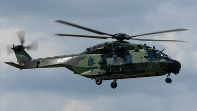 Photo ID 222141 by Thomas Ziegler - Aviation-Media. Finland Army NHI Hkp14A NH 90TTH, NH 219
