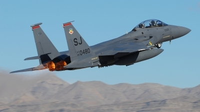 Photo ID 222170 by Peter Boschert. USA Air Force McDonnell Douglas F 15E Strike Eagle, 89 0480