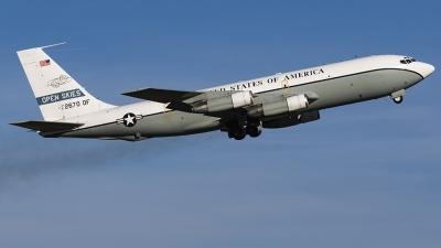Photo ID 222177 by Matt Varley. USA Air Force Boeing OC 135B 717 158, 61 2670
