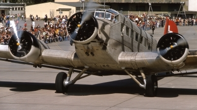 Photo ID 222217 by Alex Staruszkiewicz. Switzerland Air Force Junkers Ju 52 3mg4e, A 702