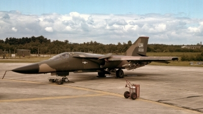 Photo ID 222175 by Alex Staruszkiewicz. USA Air Force General Dynamics F 111E Aardvark, 68 0030