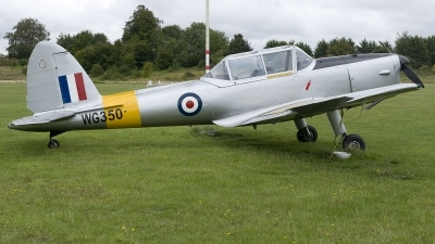 Photo ID 222222 by Joop de Groot. Private Private De Havilland Canada DHC 1 Chipmunk T10, G BPAL