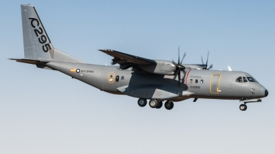 Photo ID 222235 by Santos. Company Owned Airbus CASA C 295M, EC295