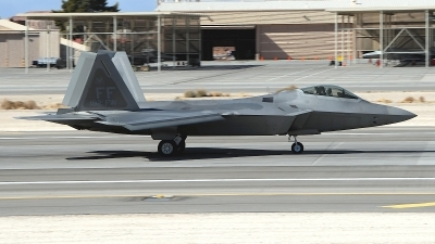 Photo ID 222249 by Peter Boschert. USA Air Force Lockheed Martin F 22A Raptor, 04 4082