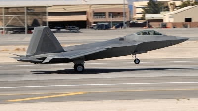 Photo ID 222251 by Peter Boschert. USA Air Force Lockheed Martin F 22A Raptor, 05 4094
