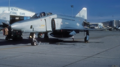 Photo ID 222230 by Rainer Mueller. USA Air Force McDonnell Douglas RF 4C Phantom II, 66 0408