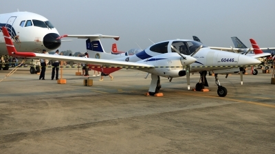 Photo ID 222269 by Thanh Ho. Thailand Air Force Diamond DA 42 Twin Star, B F20 1 52
