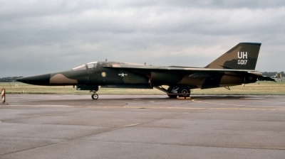 Photo ID 222274 by Alex Staruszkiewicz. USA Air Force General Dynamics F 111E Aardvark, 68 0017