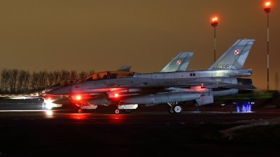 Photo ID 222291 by Wojtek Werpachowski. Poland Air Force General Dynamics F 16D Fighting Falcon, 4086