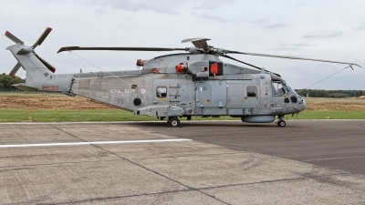 Photo ID 222327 by Rainer Mueller. UK Navy Agusta Westland Merlin HM1 Mk111, ZH851