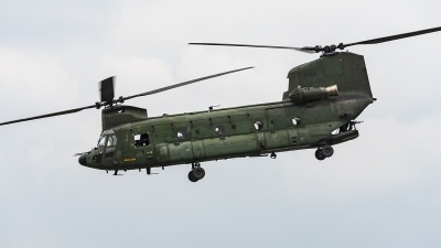 Photo ID 222334 by Jan Eenling. Netherlands Air Force Boeing Vertol CH 47D Chinook, D 101
