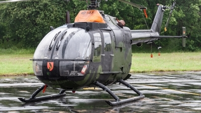 Photo ID 222350 by Jan Eenling. Germany Army MBB Bo 105P1M, 87 63