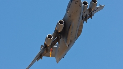 Photo ID 25540 by Nathan Havercroft. USA Air Force Boeing C 17A Globemaster III, 05 5143