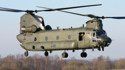 Photo ID 222433 by Mike Hopwood. UK Air Force Boeing Vertol Chinook HC6A CH 47F, ZH891