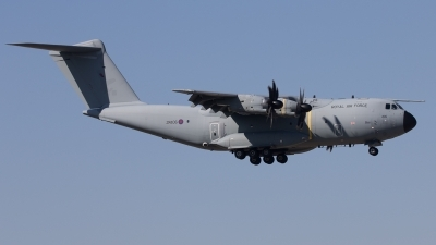 Photo ID 222435 by F. Javier Sánchez Gómez. UK Air Force Airbus Atlas C1 A400M, ZM406