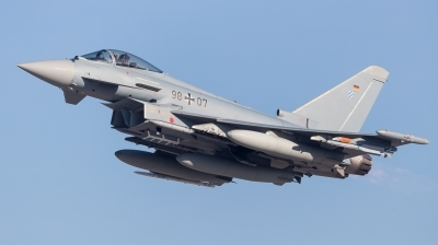 Photo ID 222437 by Andreas Zeitler - Flying-Wings. Germany Air Force Eurofighter EF 2000 Typhoon S, 98 07