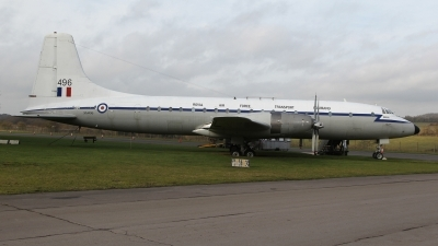Photo ID 222495 by Barry Swann. UK Air Force Bristol 175 Britannia C1 253, XM496