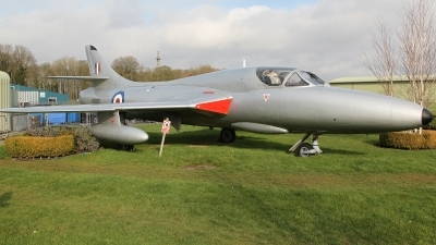 Photo ID 222496 by Barry Swann. Private Private Hawker Hunter T8B, XE665
