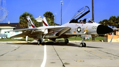 Photo ID 222650 by Gerrit Kok Collection. USA Navy Grumman F 14A Tomcat, 160379