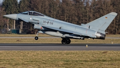 Photo ID 222567 by Rainer Mueller. Germany Air Force Eurofighter EF 2000 Typhoon S, 30 58