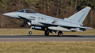 Photo ID 222569 by Rainer Mueller. Germany Air Force Eurofighter EF 2000 Typhoon S, 30 12
