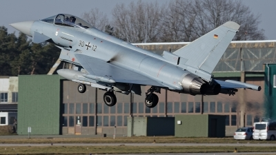 Photo ID 222571 by Rainer Mueller. Germany Air Force Eurofighter EF 2000 Typhoon S, 30 12