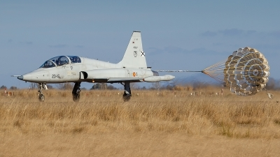 Photo ID 222578 by Filipe Barros. Spain Air Force Northrop SF 5M Freedom Fighter, AE 9 27