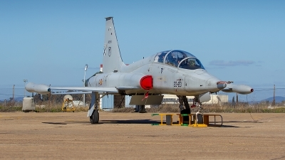 Photo ID 222588 by Filipe Barros. Spain Air Force Northrop SF 5M Freedom Fighter, AE 9 01