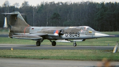 Photo ID 222601 by Arie van Groen. Netherlands Air Force Lockheed F 104G Starfighter, D 8049