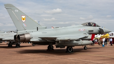 Photo ID 222709 by Jan Eenling. UK Air Force Eurofighter Typhoon FGR4, ZK329