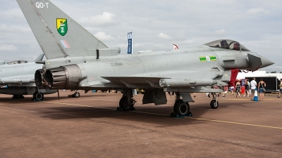 Photo ID 222710 by Jan Eenling. UK Air Force Eurofighter Typhoon FGR4, ZJ934