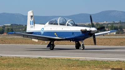 Photo ID 222723 by Kampitoglou Dimitrios. Greece Air Force Raytheon T 6A Texan II, 023