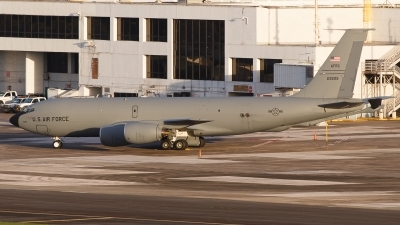 Photo ID 222748 by Hector Rivera - Puerto Rico Spotter. USA Air Force Boeing KC 135R Stratotanker 717 148, 62 3509